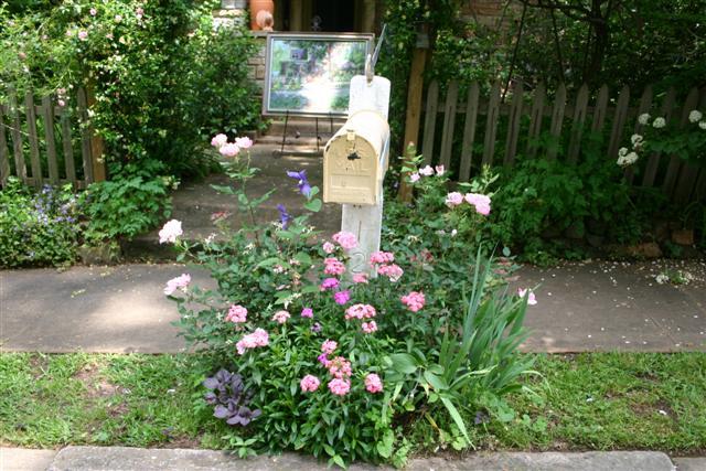 Garden Ideas Around Mailbox free mailbox garden ideas photograph | landscaping around ma